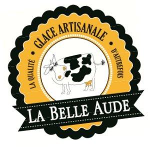 Logo des crèmes glacées La Belle Aude