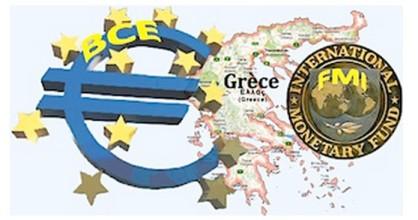 La Grèce écrasée par la finance internationale