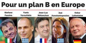 Quelques personnalités de la gauche européenne