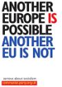 Une autre Europe est possible, une autre UE ne l'est pas