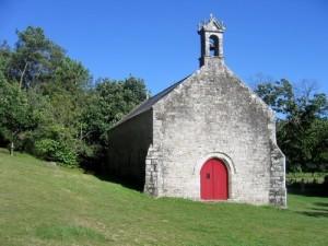 Chapelle Saint-Clair à Limerzel (Morbihan, Bretagne)