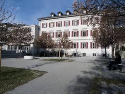 Le Lycée-Collège de la Planta à Sion