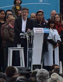 Jean-Luc Mélenchon: candidat naturel de la gauche radicale